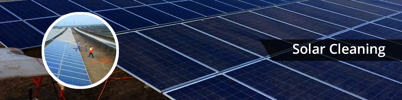 Solar Panels Cleaning Services In Vadodara Gujarat India