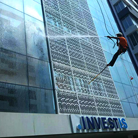 glass cleaning service in gujrat - Services