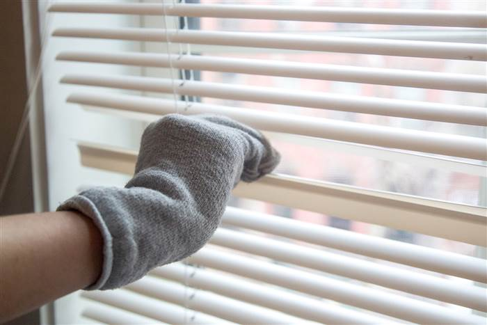 How to Clean the Blinds Effectively