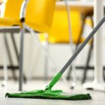 Importance of cleaning in nursery schools